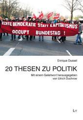20 Thesen zu Politik