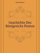 Geschichte Des K?nigreichs Pontos