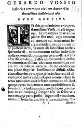 Hugonis Grotii Tragoedia Sophompaneas. Accesserunt, tragoedia ejusdem Christus patiens, et Sacri argumenti alia, ex editione anni 1617. recusa emendatiora