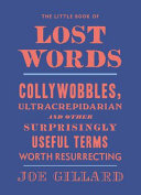 The Little Book of Lost Words