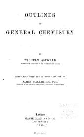 Outlines of General Chemistry