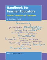 Handbook for Teacher Educators PDF