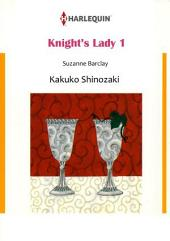 KNIGHT'S LADY 1: Harlequin Comics
