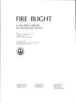 Fire Blight
