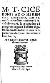 Ad C. Herennium Rhetorica