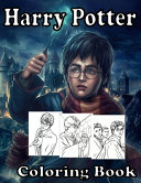 Harry Potter Coloring Book PDF