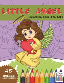 Little Angel Coloring Book For Kids