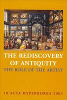 The Rediscovery of Antiquity PDF