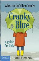 What to Do When You re Cranky   Blue PDF