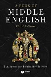 A Book of Middle English: Edition 3