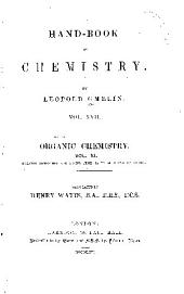 Hand Book of Chemistry: Volume 17