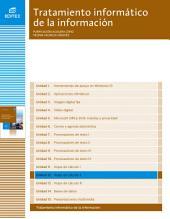 Hojas de cálculo II (Tratamiento informático de la información)