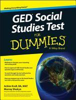 GED Social Studies For Dummies PDF