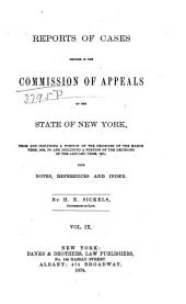 Reports of Cases Decided in the Court of Appeals of the State of New York: Volume 54