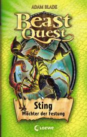 Beast Quest 18     Sting  W  chter der Festung PDF