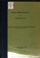 Flora Novo Galiciana PDF