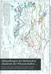Abhandlungen der Sächsischen Akademie der Wissenschaften zu Leipzig, Philologisch-Historische Klasse: Band 18