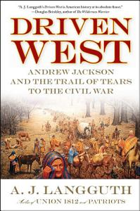 Driven West Book