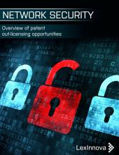 Network Security: Overview of patent out-licencing opportunities
