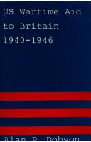 U.S. Wartime Aid to Britain 1940-1946