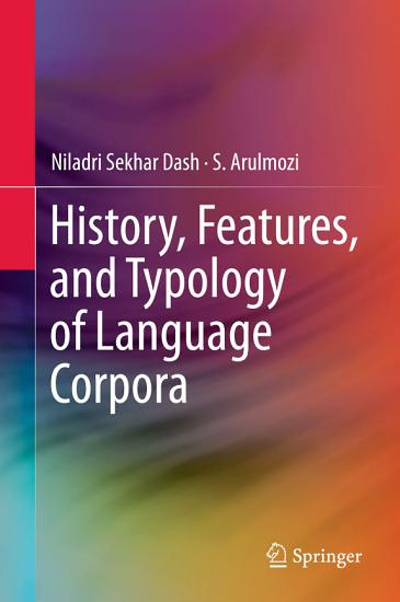 History  Features  and Typology of Language Corpora PDF