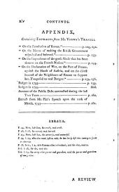 A Review of Some of the Political Events which Have Occurred in Manchester, During the Last Five Years: Being a Sequel to the Trial of Thomas Walker, and Others, for a Conspiracy to Overthrow the Constitution and Government of this Country, and to Aid and Assist the French, Being the King's Enemies. By Thomas Walker: Volume 4