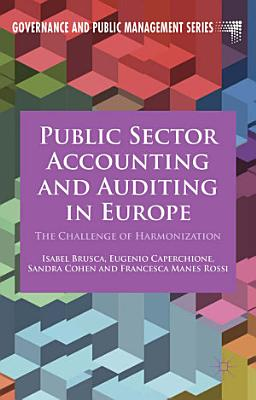 Public Sector Accounting and Auditing in Europe PDF