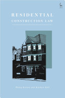 Residential Construction Law