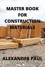 MASTER BOOK FOR CONSTRUCTION MATERIALS