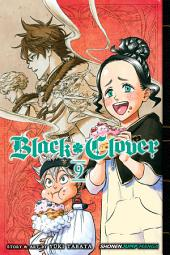 Black Clover, Vol. 9: The Strongest Brigade
