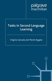 Tasks in Second Language Learning