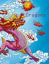Livre de coloriage pour adultes Dragons 1