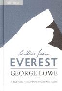 Letters from Everest PDF