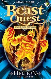 Hellion the Fiery Foe: Book 2