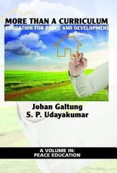 More than a Curriculum: Education for Peace and Development