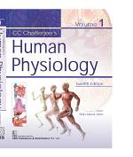 CC CHATTERJEE'S HUMAN PHYSIOLOGY, VOLUME 1