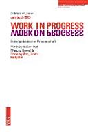 WORK IN PROGRESS  WORK ON PROGRESS  PDF