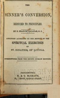 The Sinner s Conversion