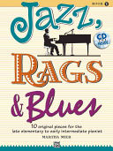 Jazz, Rags and Blues, Book 1