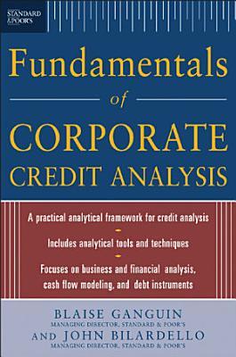 Standard   Poor s Fundamentals of Corporate Credit Analysis