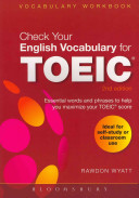 Check Your English Vocabulary for TOEIC PDF