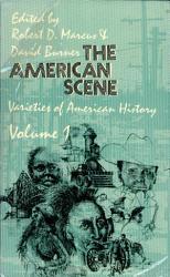 The American Scene Book PDF