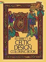 Celtic Design Coloring Book PDF