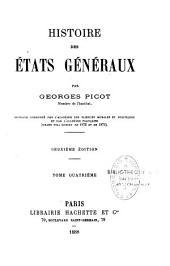 Histoire des États généraux: Volume3