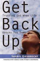 Get Back Up PDF