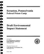 Federal Prison Camp, City of Scranton, Lackawanna County