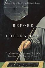 Before Copernicus PDF