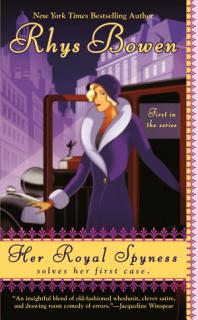 Her Royal Spyness Book