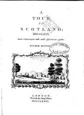 A Tour in Scotland, and Voyage to the Hebrides, 1772: Part 1