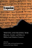 Writing and Reading War PDF